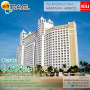 El Hotel Riu Emerald Bay (Todo incluido 24h) es un elegante resort situado . (suntravel riuemeraldbay)