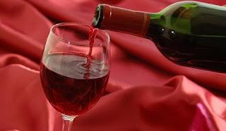 vin rosu pentru slabit