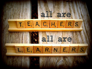 all are teachers all are learners