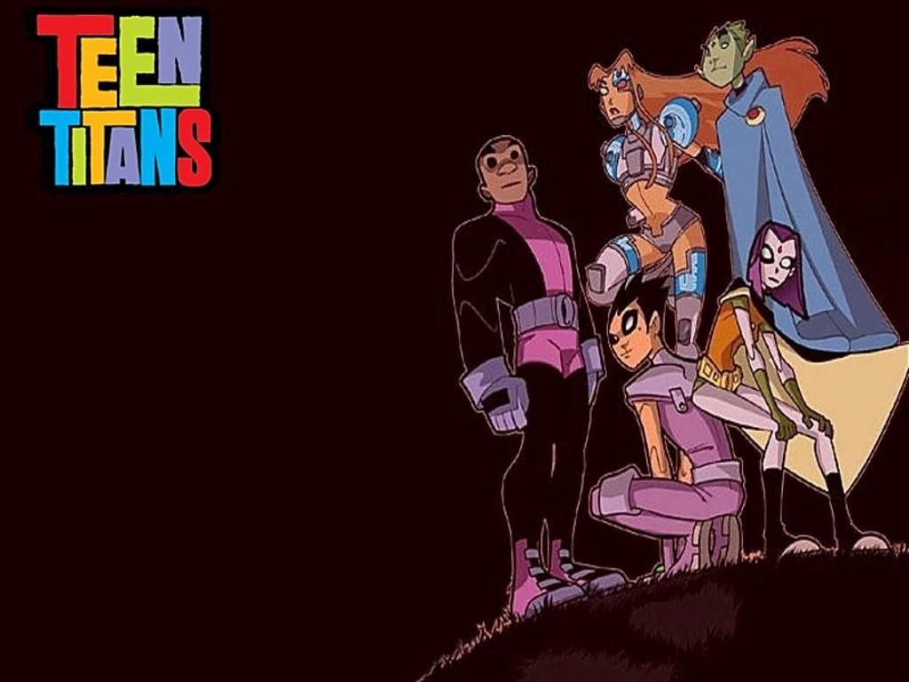 Jami Burch Teen Titans Wallpaper Hd
