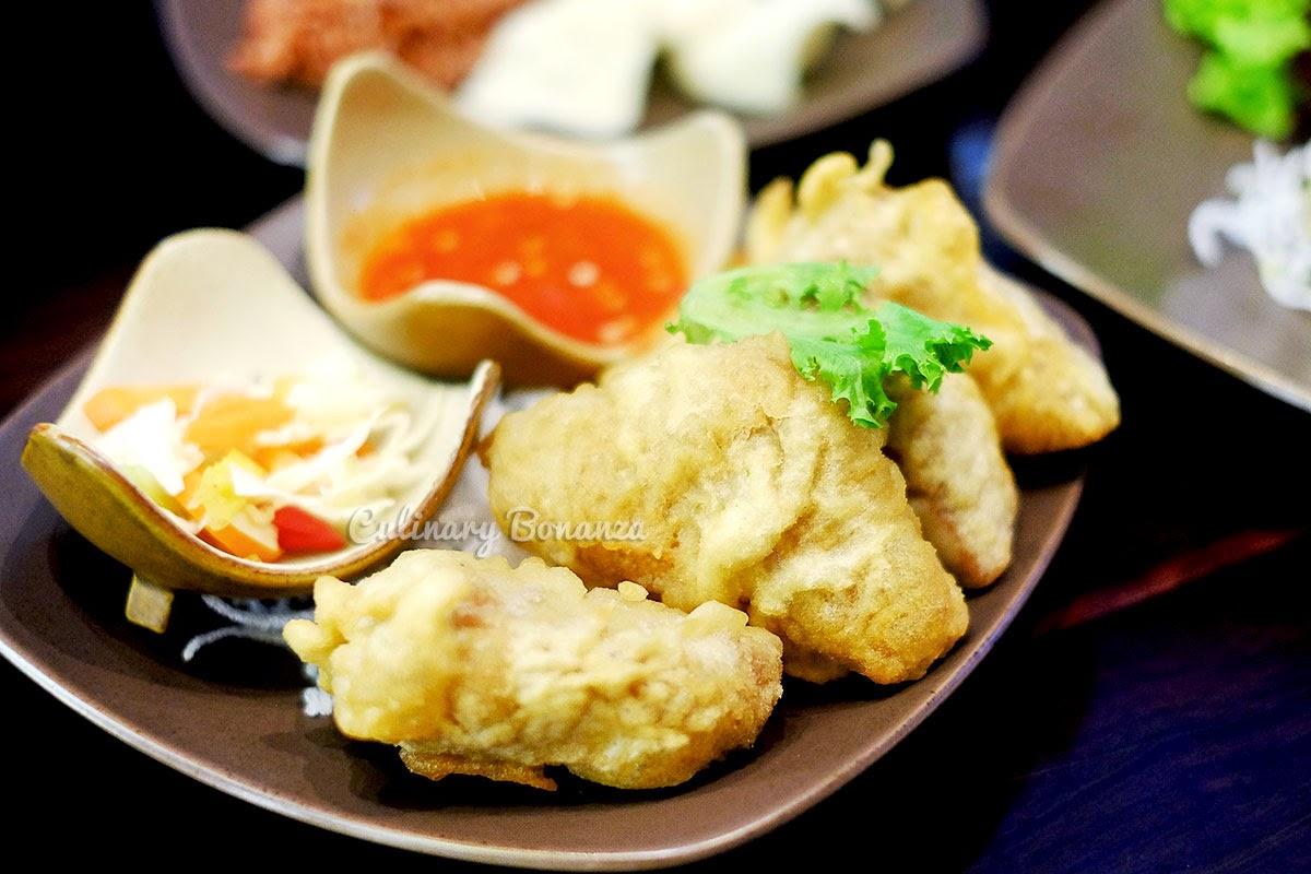 Tahu Udang Berontak TeSaTe Pacific Place (www.culinarybonanza.com)