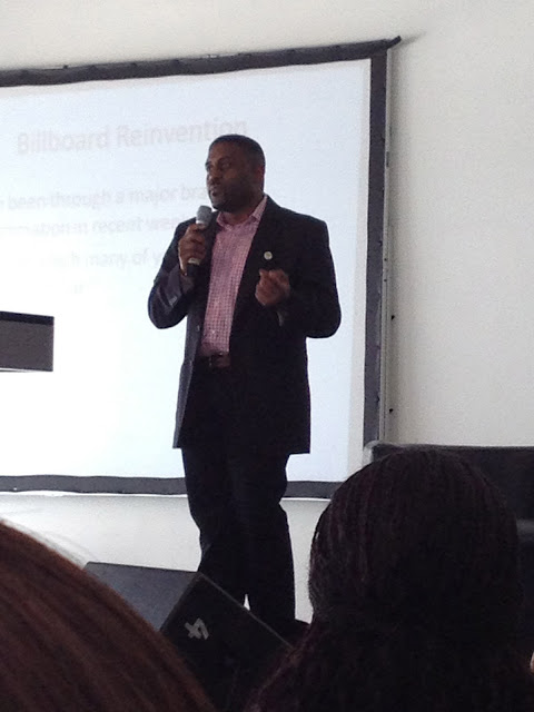 Keynote by Yinka Adegoke - Global Deputy Editor, Billboard