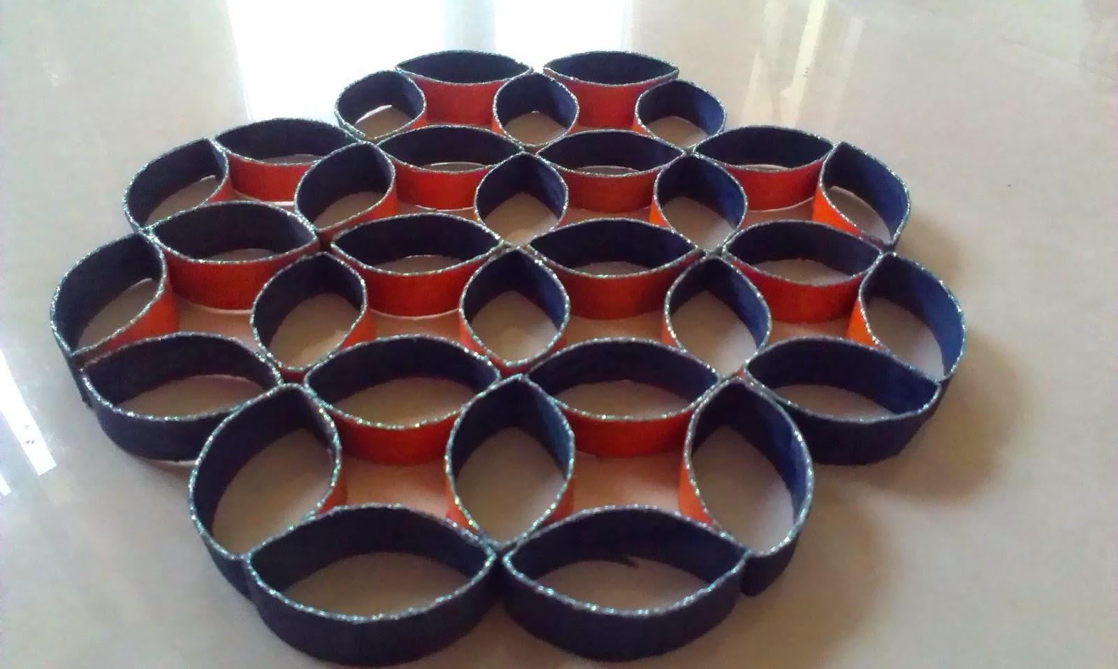 Tissue paper roll decorative for Decorative paper rolls