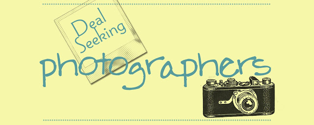 Deal Seeking Photographers