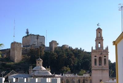 El blog de antonio cuevas el castillo de mor n y la iglesia de san miguel - Fotos de moron de la frontera ...