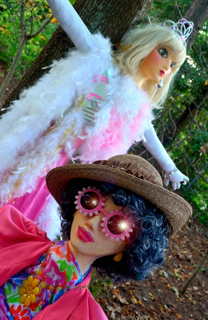 Scarecrows in the Garden, 2014, Atlanta Botanical Garden