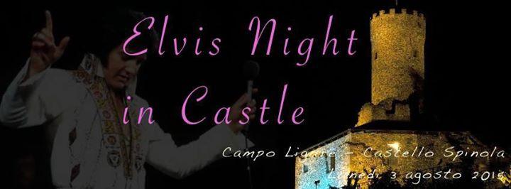 Elvis Night In Castle - Tribute
