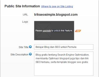 Cara Mendaftar & Verifikasi Blog ke Alexa Rank