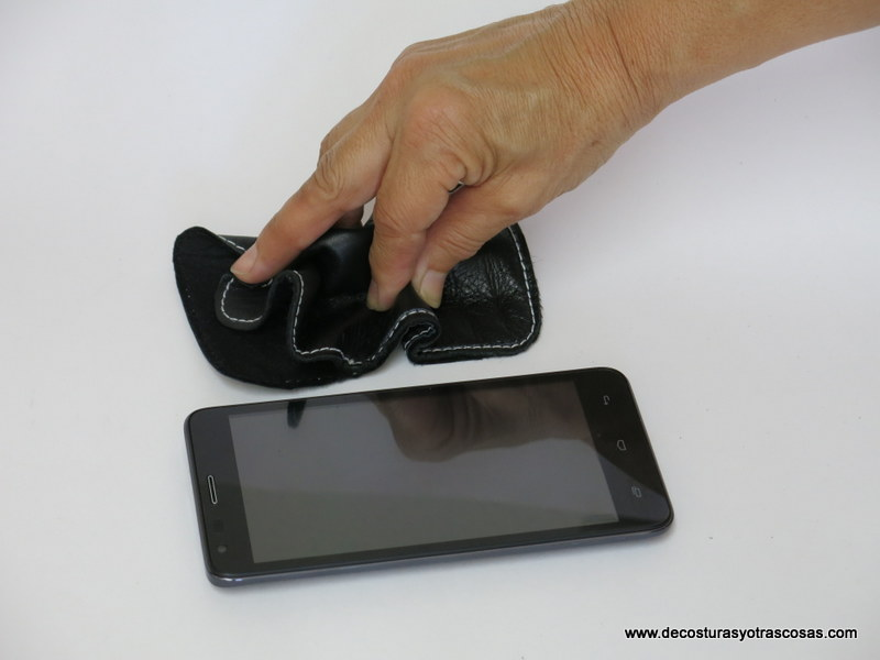 funda protectora para celular