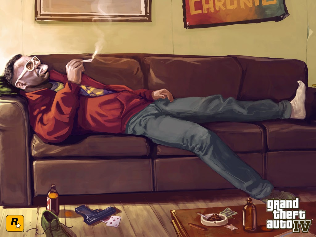 Grand Theft Auto IV Patch Download - softpedia