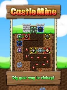 CastleMine v1.0.1 Trucos (Todo Infinito)-mod-modificado-hack-trucos-cheat-trainer-crack-android-Torrejoncillo