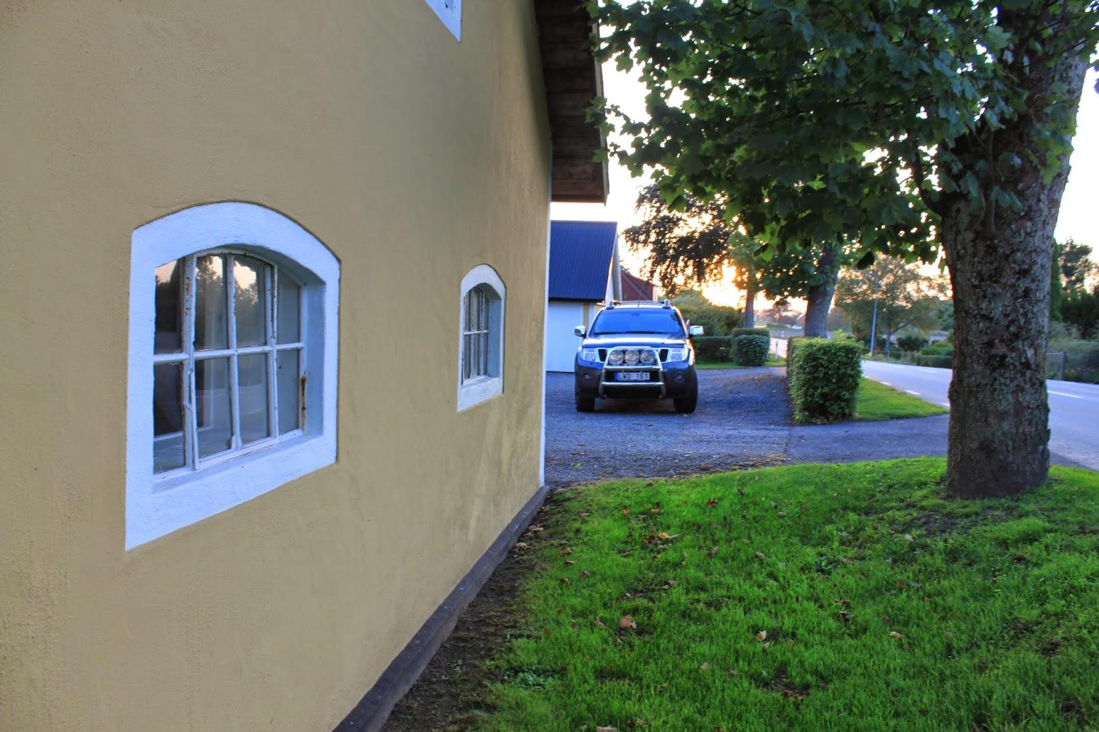 Sanna maries trädgårdsrum: september 2014