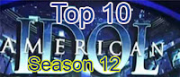 American Idol Season 12 (2013) Top 10