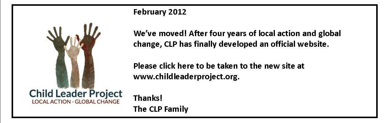 Child Leader Project (CLP)