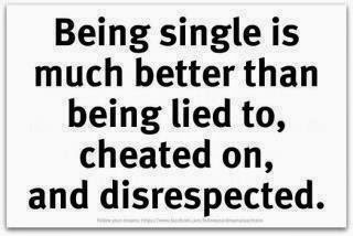 Quotes About Being Single Wallpaper