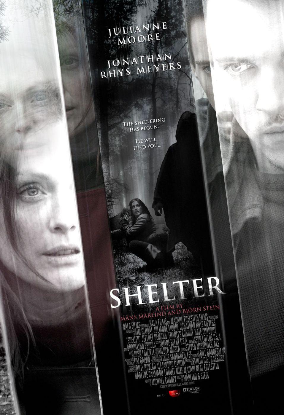 Shelter, Poster