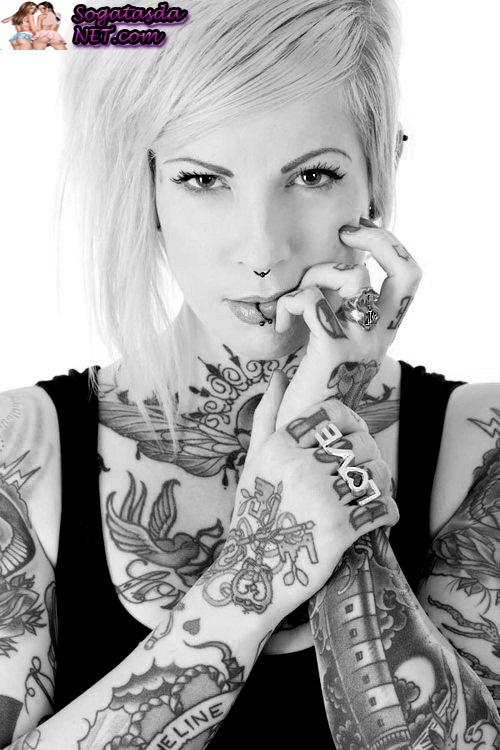 Delicinhas do Sogatasdanet  #10 - Tatuadas - foto 8