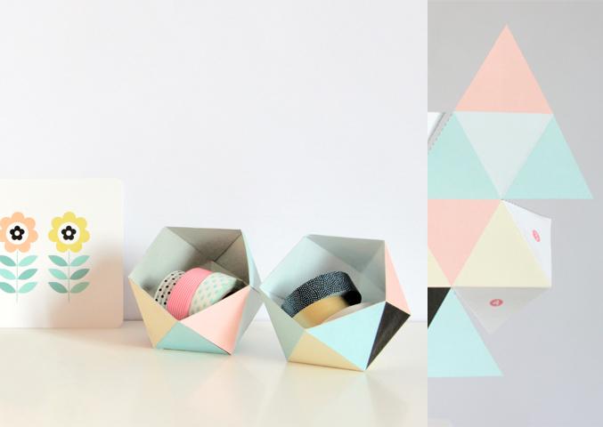 Diy Voor Je Slaapkamer : DIY+do+it+yourself+doosje+voor+op+je+bureau ...