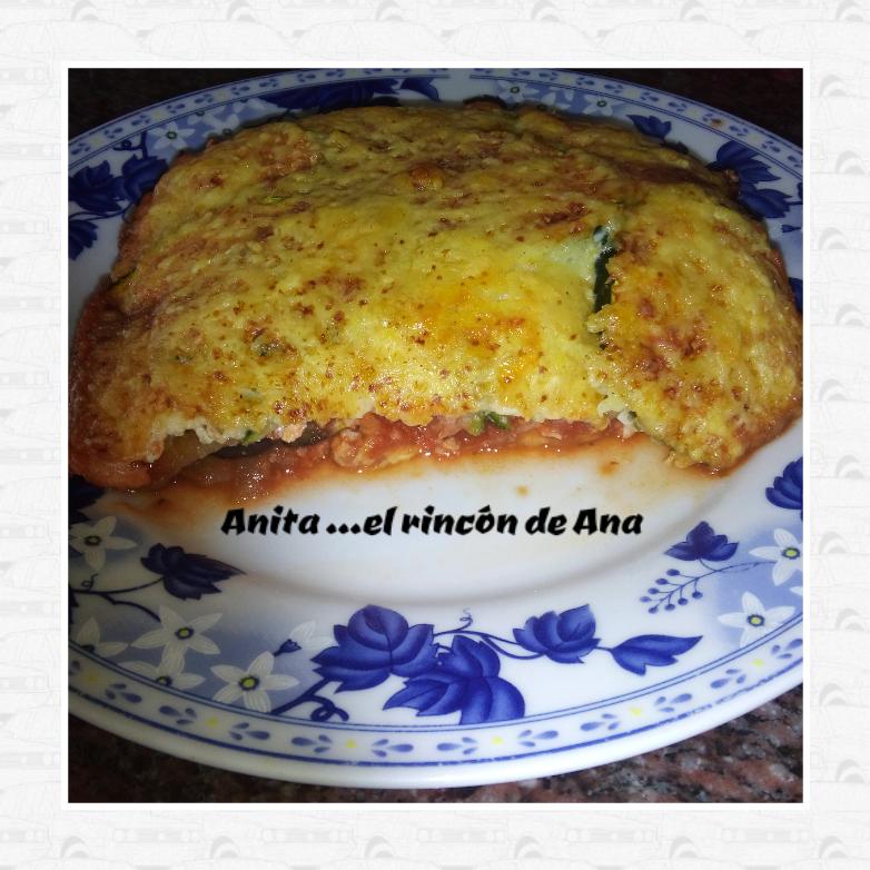 En la cocina con ana dieta pp berenjenas a la parmesana - Ana en la cocina ...