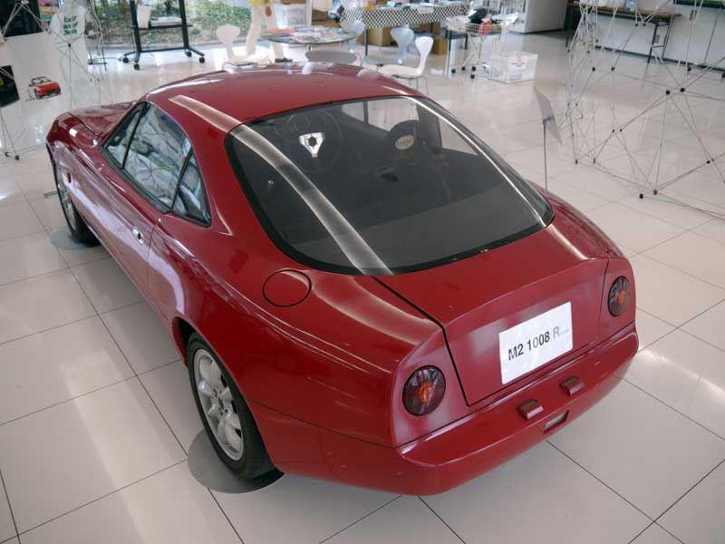 M2 1008, MX-5, Miata, koncept, unikalne samochody