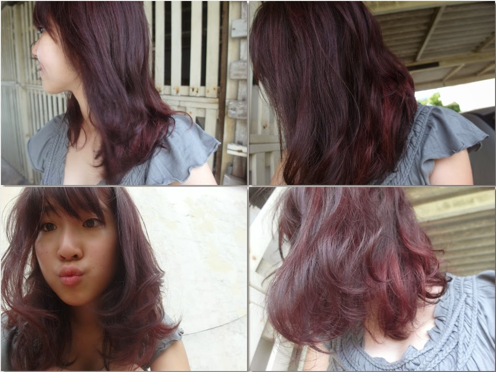 Liese Antique Rose Review On Black Hair Anexa Beauty