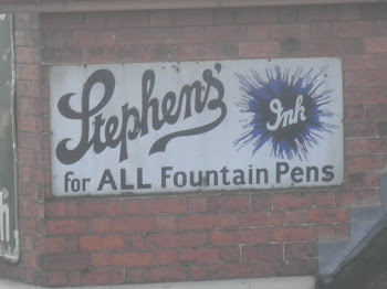 Remember Stephens Ink, Quink and Watermans?