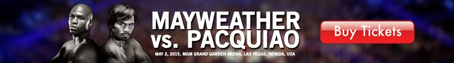 Buy Mayweather vs. Pacquiao Tickets