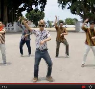 Jowo Style - Parodi Gangnam Style