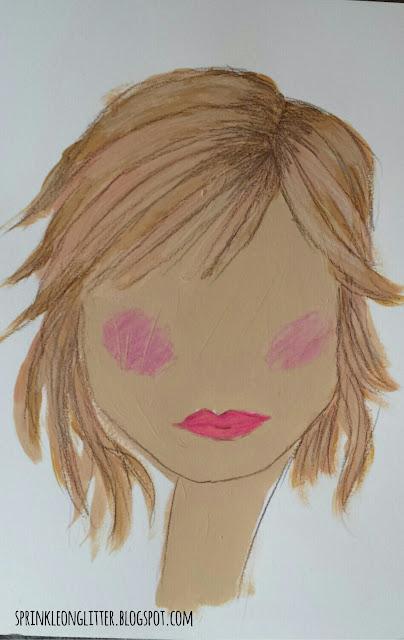 Sprinkle On Glitter Blog// Fringe Files// Piecey