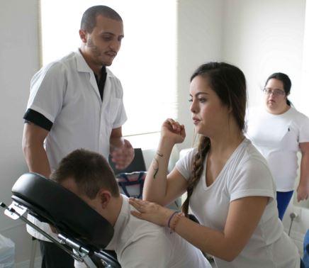 Quick massage, beneficios e indicações
