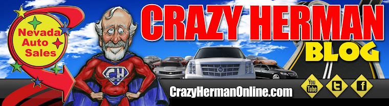 Crazy Hermans Blog