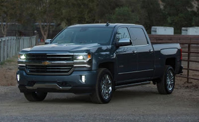 2016 Chevrolet Silverado Release Date