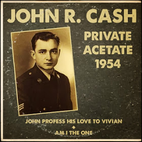 JOHN R. CASH - ACETATO PRIVADA 1954