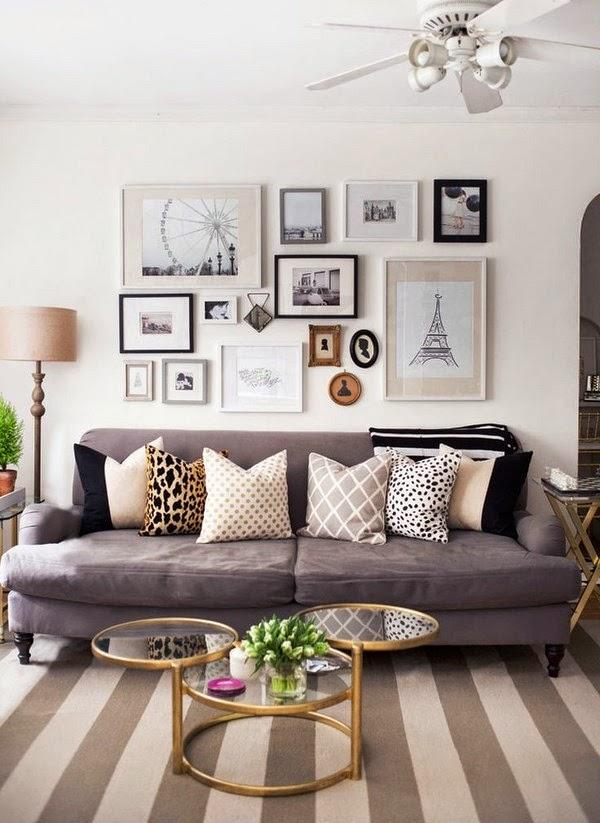 Tips deco 13 ideas para hacer tu casa m s acogedora sin for Decoracion de casas acogedoras