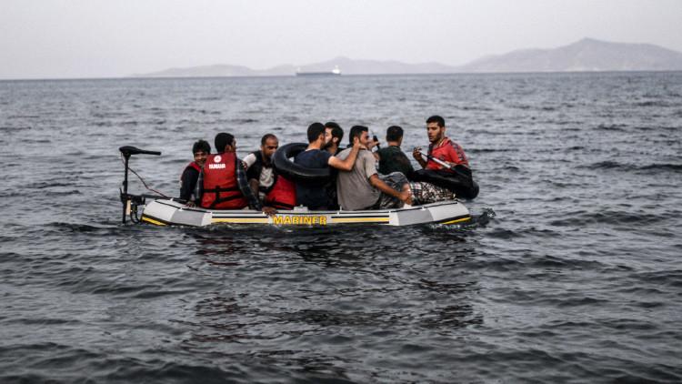El drama de los refugiados...