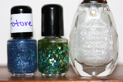 Hunger Games District Four manicure bottle shot