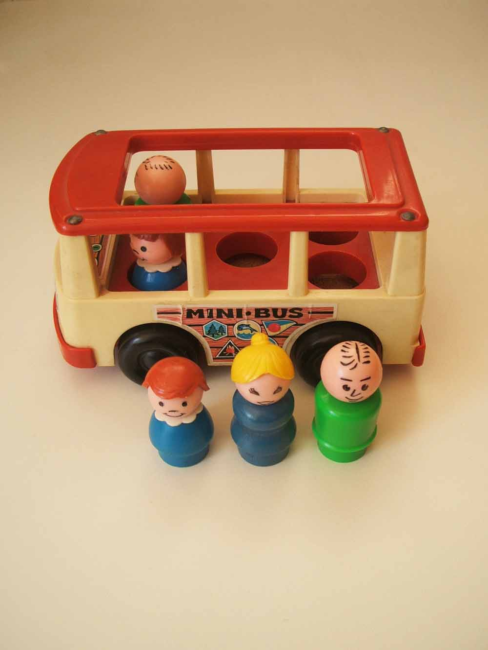 Classic Fisher Price Toys : Me you and magoo vintage love fisher price mini