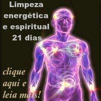 Limpeza energética 21 dias