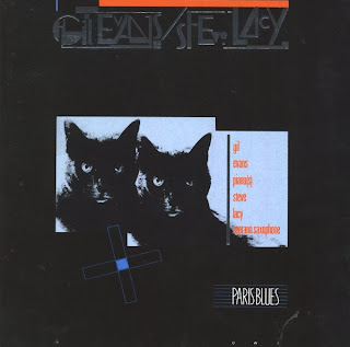 Steve Lacy, Gil Evans, Paris Blues