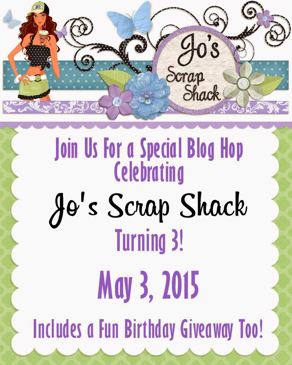 Save the Date! My Year 3 Blogaversary!