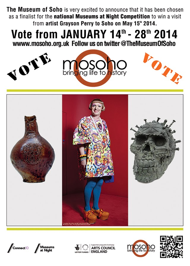 Vote for mosoho here.