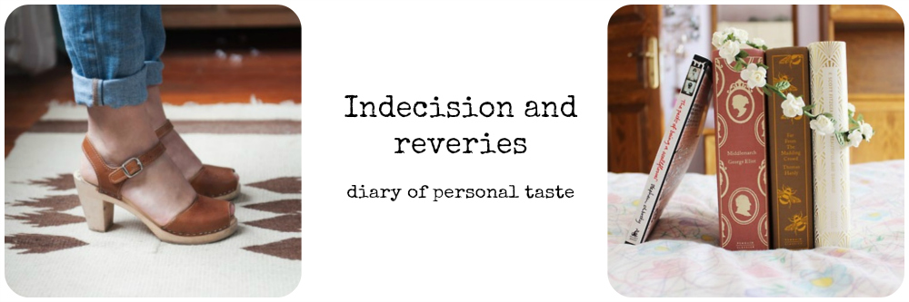Indecision and reveries