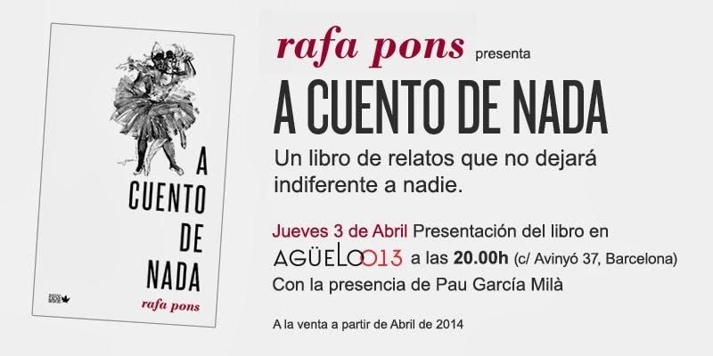 Rafa Pons Blog