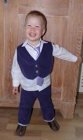 Nathan 21 maanden!