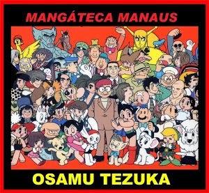 MANGÁTECA OSAMU TEZUKA - MANAUS - AM