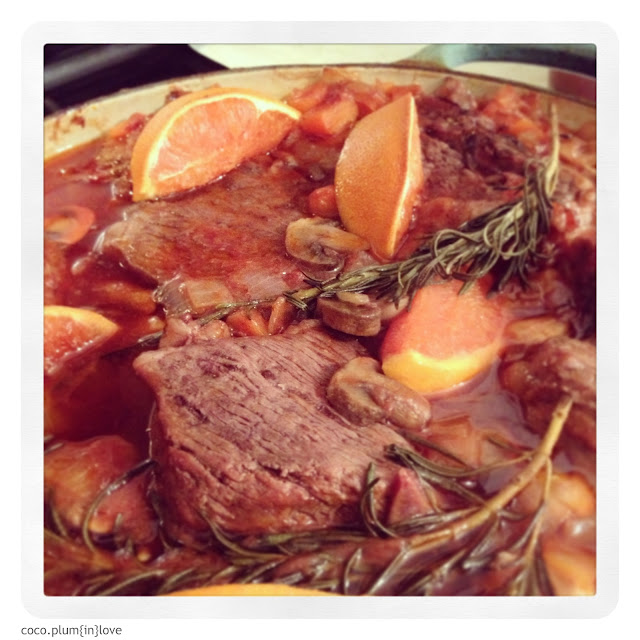 gremolata mushroom beef stew