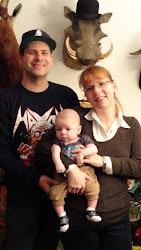 Julian, Heidi & Hank