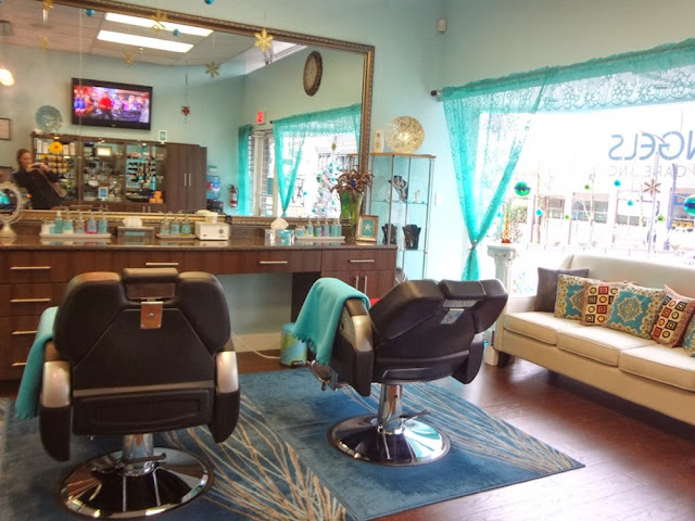 Inside 4 Angels Beauty Care Inc in Vancouver