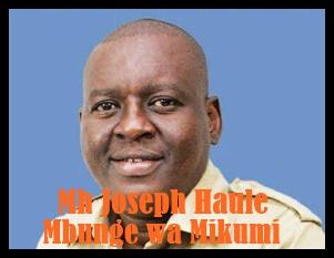 Mh Joseph Haule