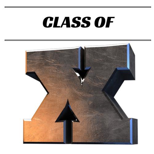 Class of X